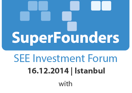 Discover the startups pitching at SuperFounders SEE Investment Forum!
